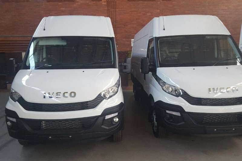 Iveco Daily LDVs & panel vans