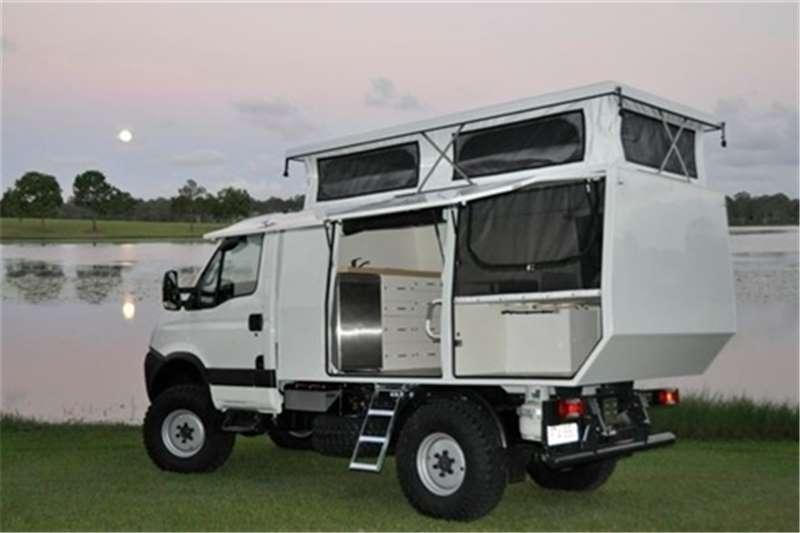 Iveco Iveco Daily 4x4 LDVs & panel vans