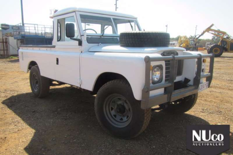 Land Rover LAND ROVER DEFENDER SINGLE CAB LDVs & panel vans