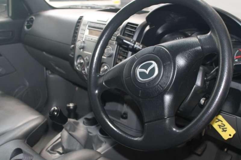 Mazda MAZDA BT50 2.6 LWB S/CAB 4X4 LDVs & panel vans