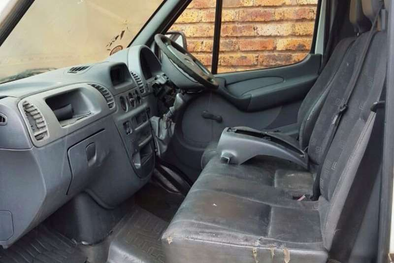 Mercedes Benz Merc Sprinter 313 CDI Panel Van LDVs & panel vans
