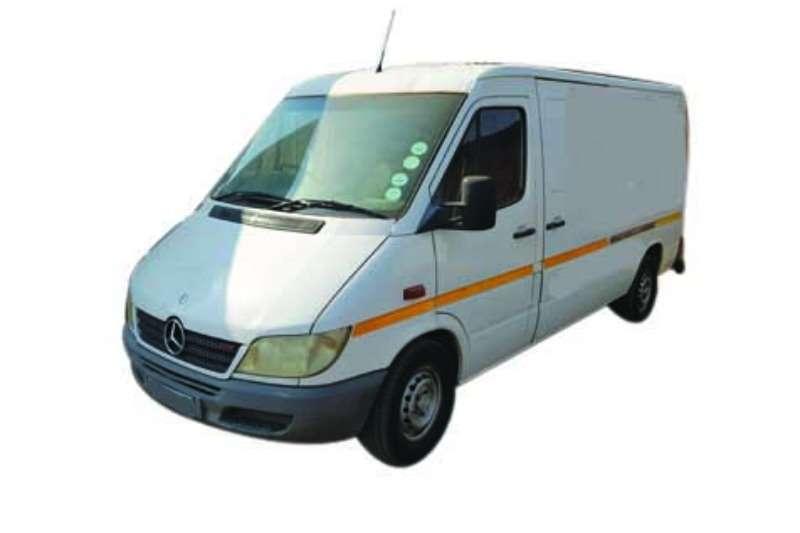 Mercedes Benz Sprinter 313 CDi LDVs & panel vans
