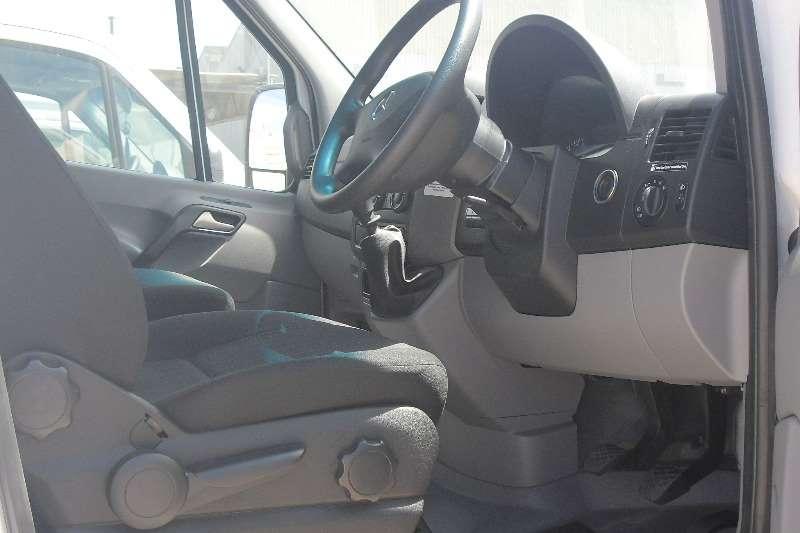 Mercedes Benz Sprinter 319 CDI AWD LDVs & panel vans