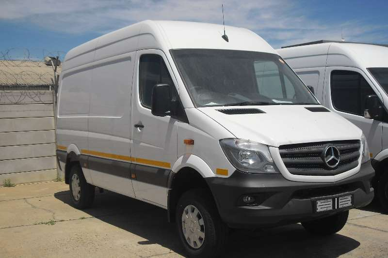 LDVs & Panel Vans Mercedes Benz Sprinter 319 CDI AWD 2017