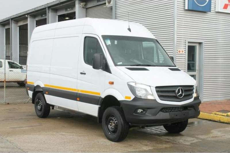 2017 mercedes benz sprinter 319 cdi permanent 4x4 ldvs panel vans trucks for sale in western. Black Bedroom Furniture Sets. Home Design Ideas
