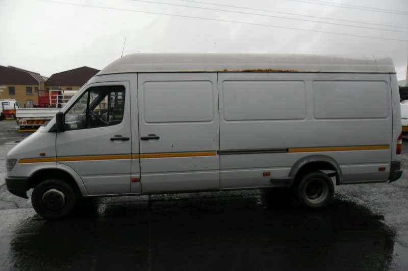 Mercedes Benz Sprinter 412D LDVs & panel vans