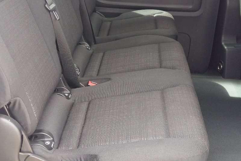 Mercedes Benz Vito 111 Mixto LDVs & panel vans