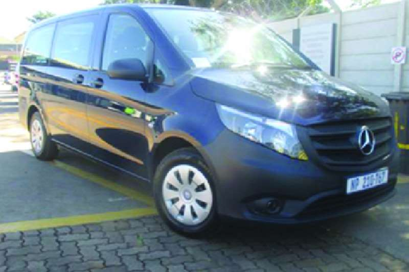 Mercedes Benz Vito 111 Tourer Pro LDVs & panel vans