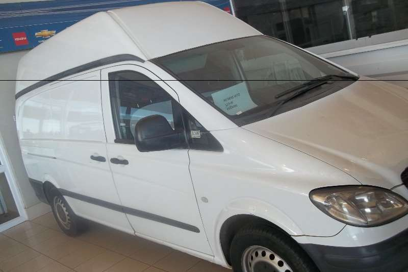LDVs & Panel Vans Mercedes Benz VITO 115 cDI 2006