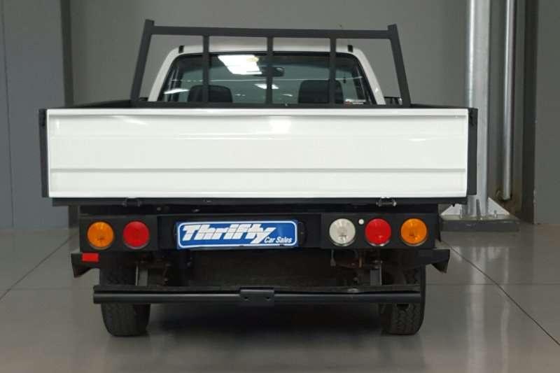Mitsubishi MITSUBISHI COLT 2000I LWB HI-LINE LDVs & panel vans