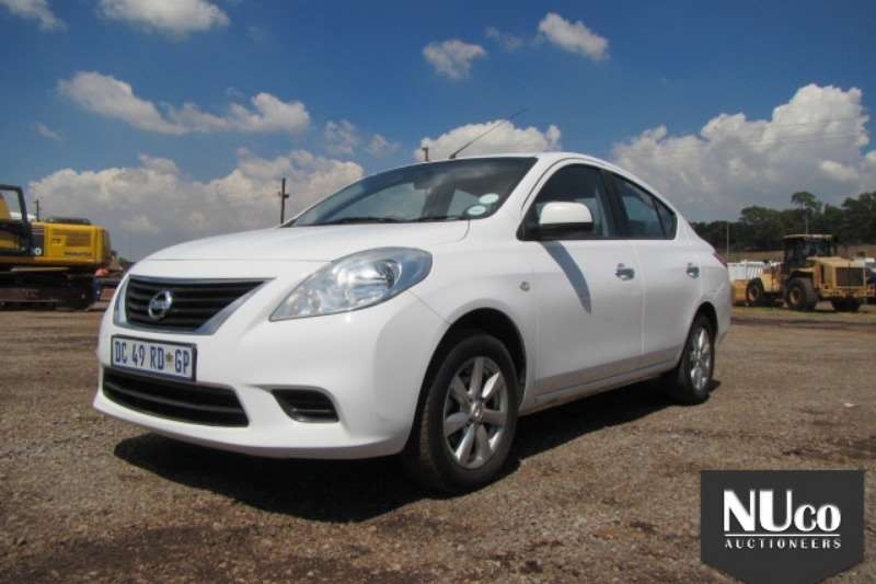Nissan NISSAN ALMERA SEDAN LDVs & panel vans
