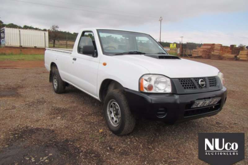 LDVs & Panel Vans Nissan NISSAN NP300 25TDI SINGLE CAB LDV 2012