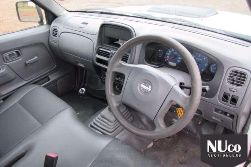 Nissan NISSAN NP300 25TDI SINGLE CAB LDV LDVs & panel vans