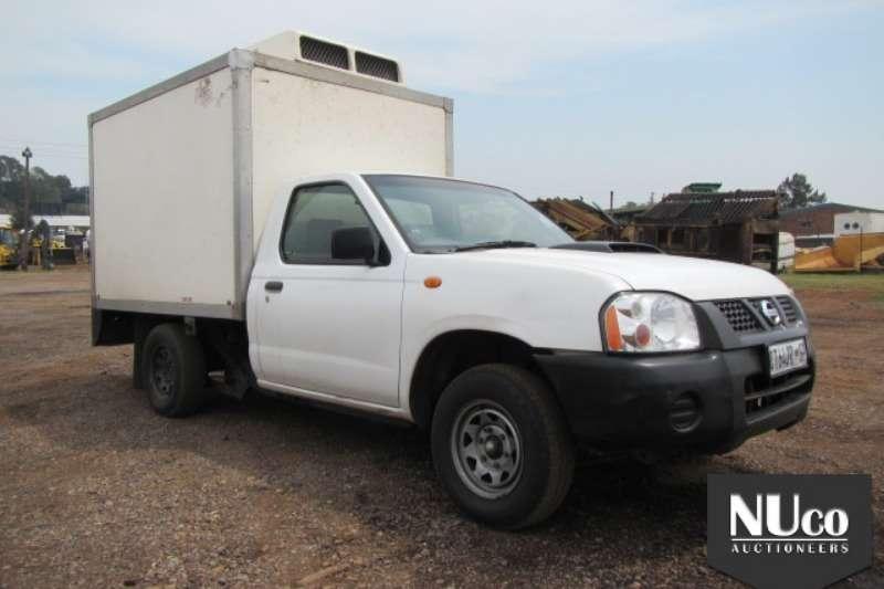 Nissan NISSAN NP300 SINGLE CAB REFRIGERATED BODY LDV LDVs & panel vans