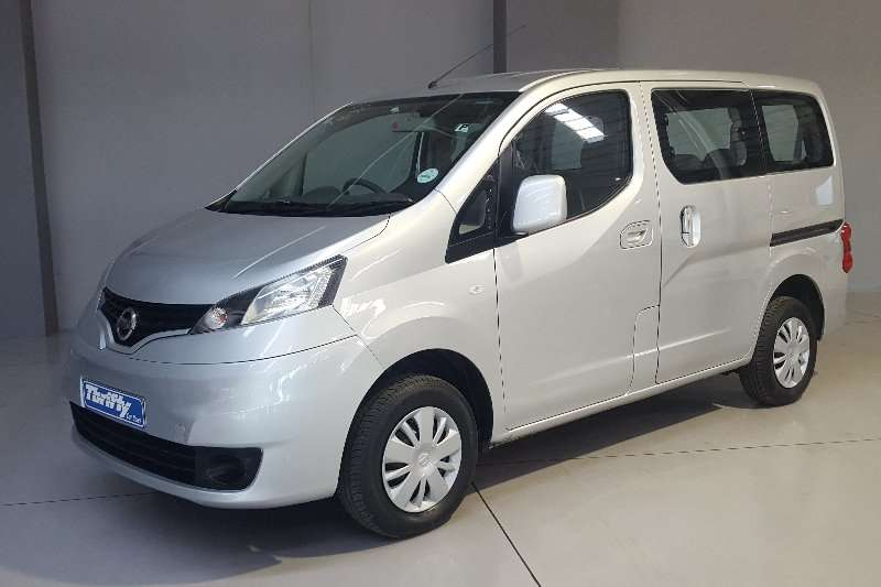 LDVs & Panel Vans Nissan NISSAN NV200 1.5 DCI COMBI 2014