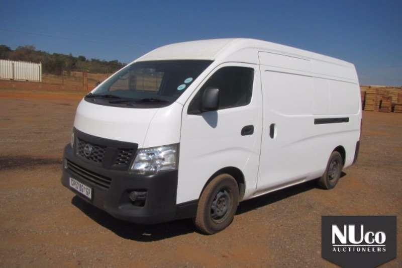 Nissan NISSAN NV350 PANEL VAN (no vat) LDVs & panel vans