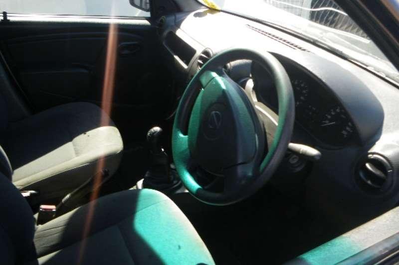Nissan NP200 1.5 DCi LDVs & panel vans