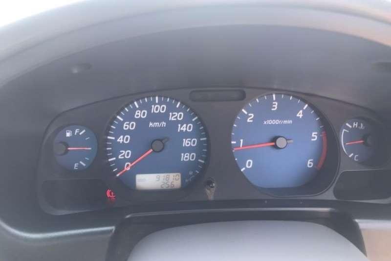 Nissan NP300 HARDBODY 2.5TDI S/C LDVs & panel vans