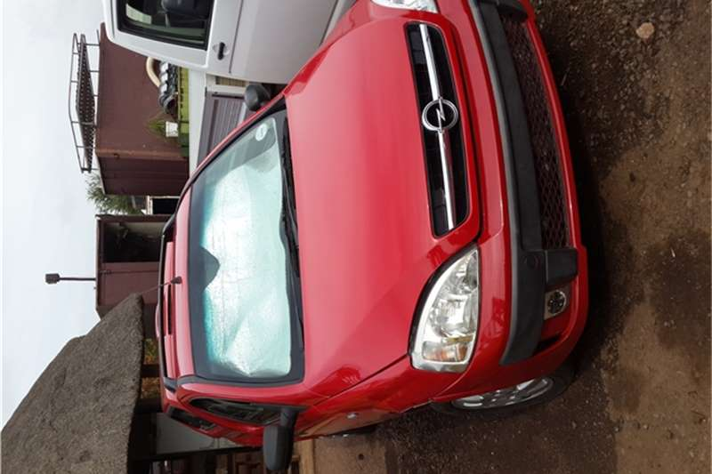 LDVs & Panel Vans Opel CORSA PICK UP 2004