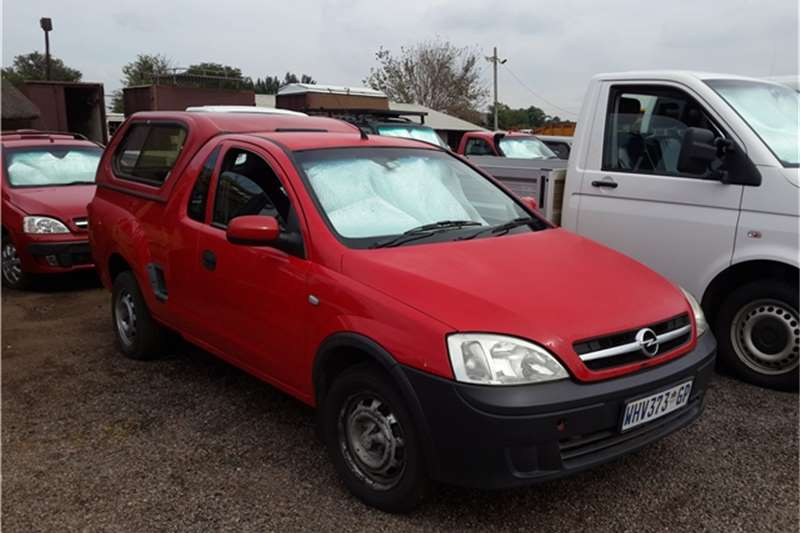 Opel CORSA PICK UP LDVs & panel vans