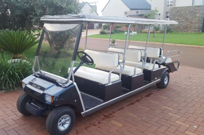 LDVs & Panel Vans Other Club car 8 Seater Golf Cart 0