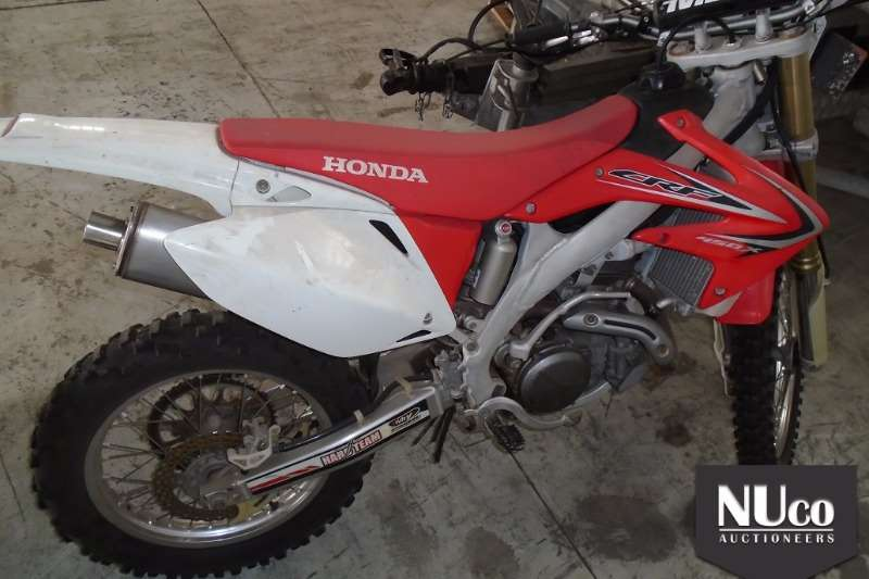 LDVs & Panel Vans Other HONDA CRF 450 BIKE 0
