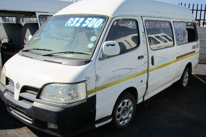 LDVs & Panel Vans Other POLARSUN INGWE 2.2 Taxi - Rebuild 2009