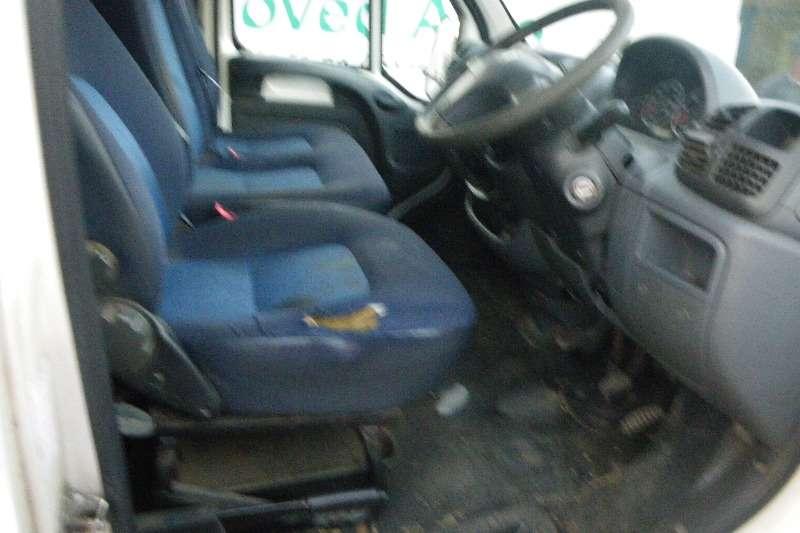 Peugeot Boxer 350 LH 2.8 LDVs & panel vans