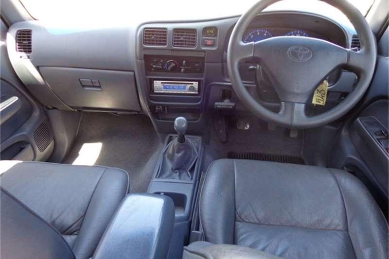 Toyota 2.7 Raider D Cab LDVs & panel vans
