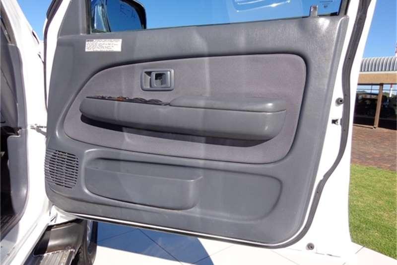 Toyota HILUX 3.0 KZTE D/CAB 4X4 LDVs & panel vans