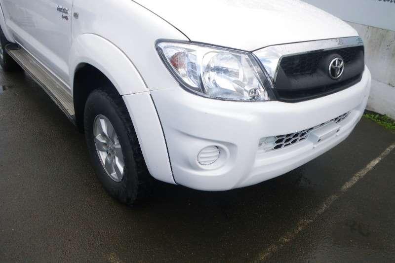 Toyota Hilux D-4D double cab LDVs & panel vans