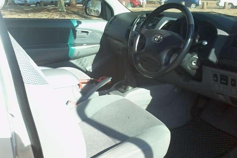 Toyota Hilux D4D Raider Single cab LDVs & panel vans