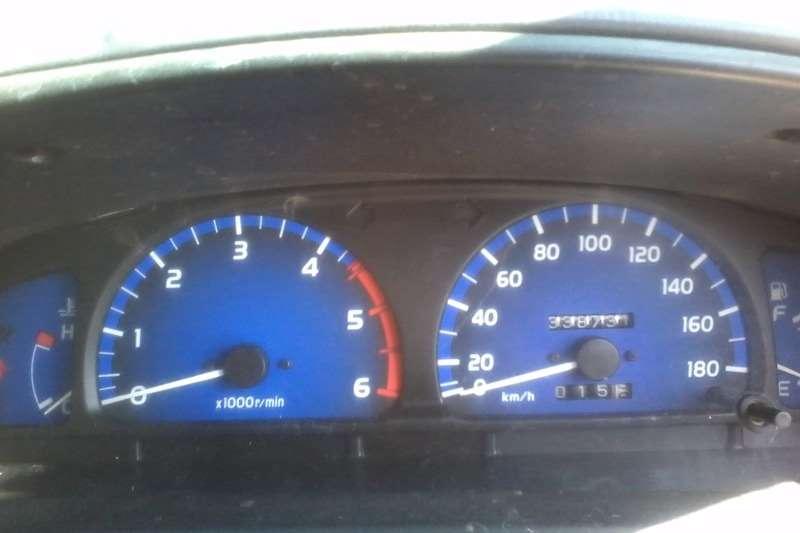 Toyota Hilux KZTE Double cab LDVs & panel vans