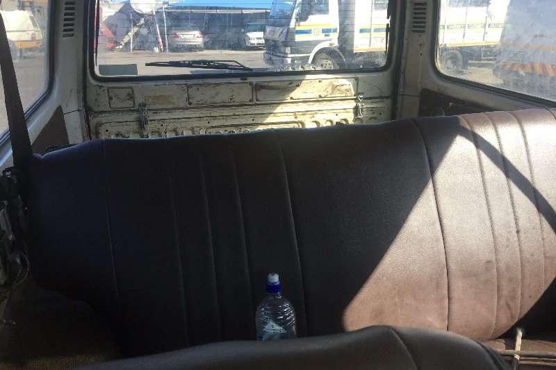 Toyota Land Cruiser LDVs & panel vans
