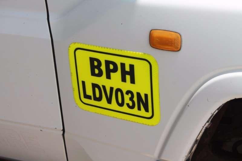 Toyota Landcruiser LDVs & panel vans