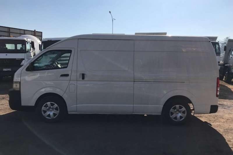 Toyota QUANTUM LDVs & panel vans