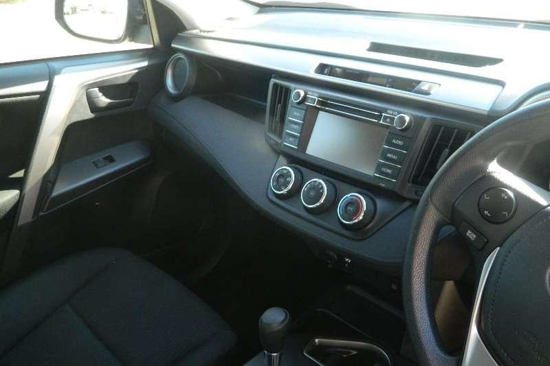 Toyota RAV LDVs & panel vans
