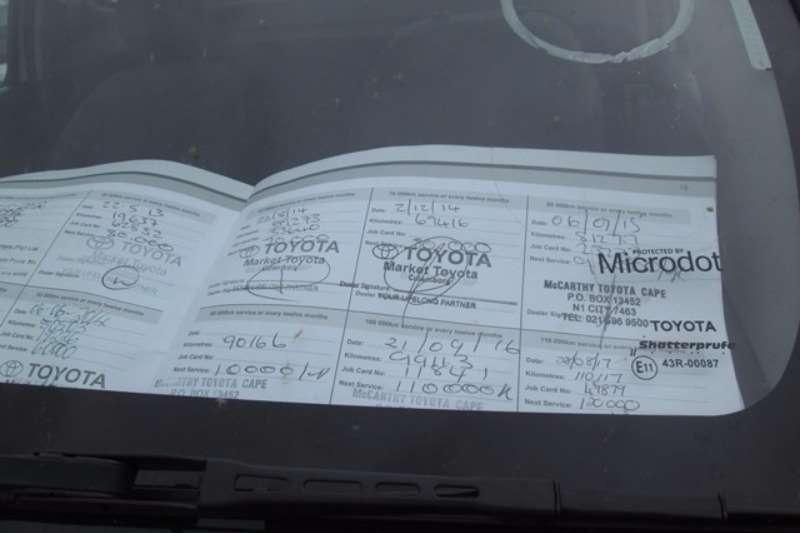 Toyota Toyota Hilux 2.5 S/Cab 4x4 Bakkie LDVs & panel vans
