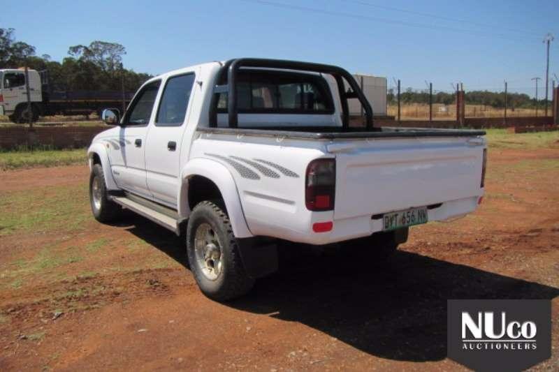 Toyota TOYOTA HILUX 3.0 KZTE 4X4 DOUBLE CAB LDVs & panel vans