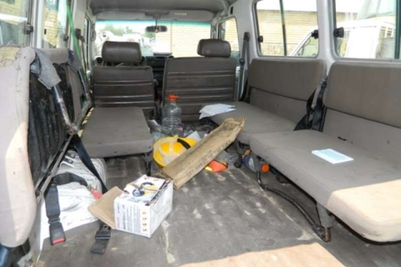 Toyota Toyota Landcruiser 78 4,2D 4x4 Station Wagon LDVs & panel vans