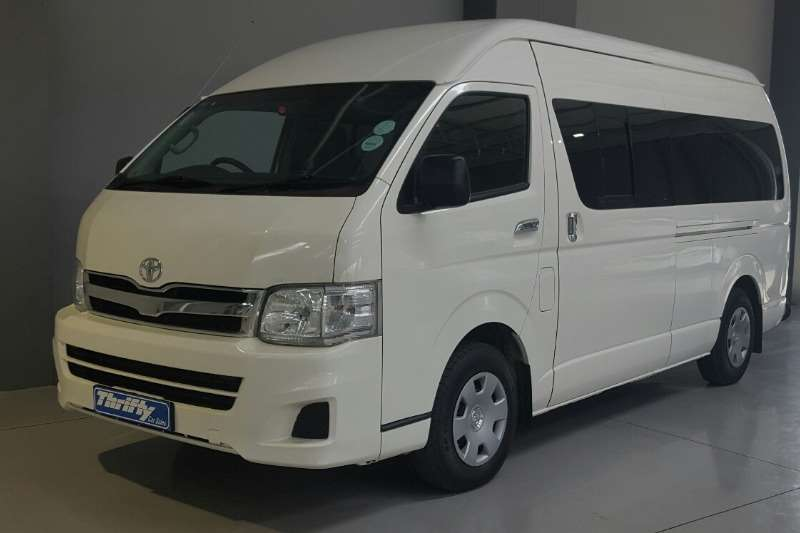 Toyota TOYOTA QUANTUM 2.7 14 SEATER LDVs & panel vans