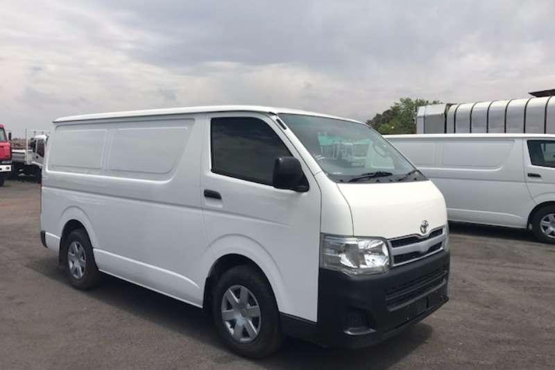 Toyota TOYOTA QUANTUM 2.7VVTI SWB LDVs & panel vans