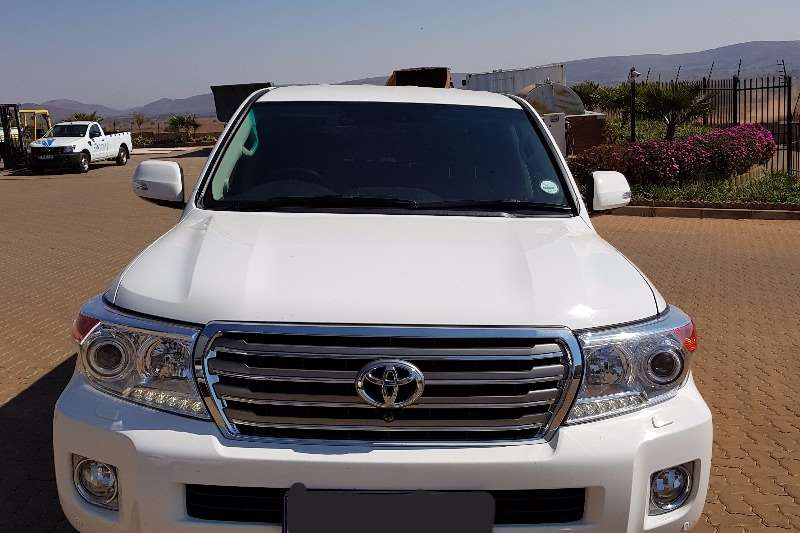 Toyota VX 200 LDVs & panel vans