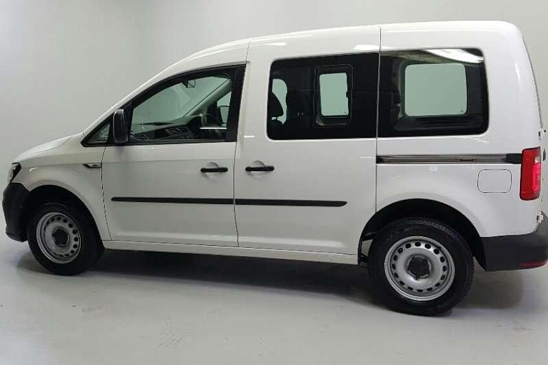 2017 Vw Caddy Crew Bus 1 6 Petrol Ldvs Amp Panel Vans Trucks For Sale In Western Cape R 269 500