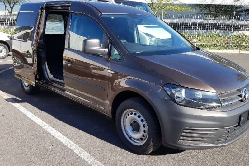 VW Caddy Panel Van Maxi 1.6 TDi 75Kw LDVs & panel vans