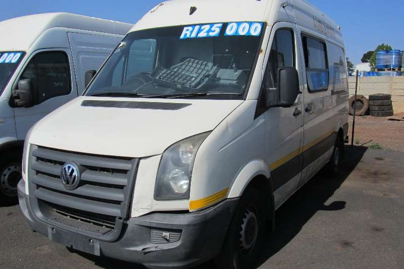 VW CRAFTER 35 80 F/C P/V - Runner LDVs & panel vans
