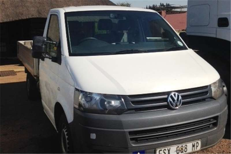 LDVs & Panel Vans VW Transporter 2012