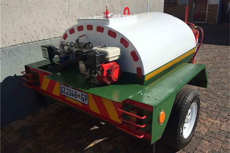 Diesel Bowser FORGEWELD TRAILER Others