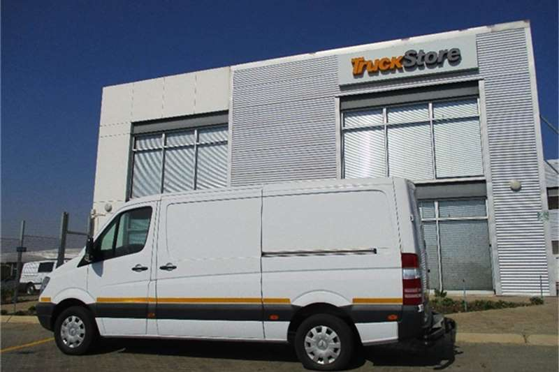 Mercedes Benz Sprinter 311CDI Panel Van Mercedes Benz Others