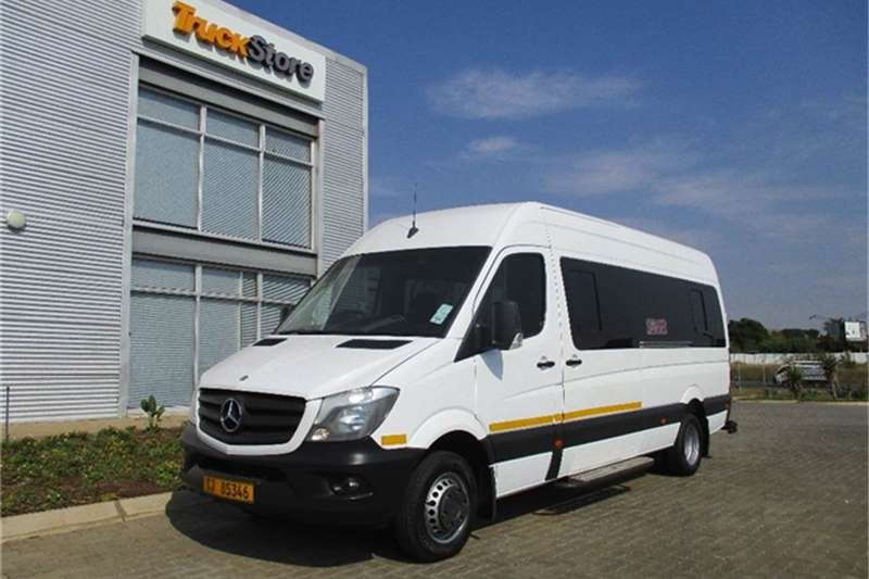 Others Mercedes Benz Sprinter 519CDI 23Seater Bus Mercedes Benz 2014